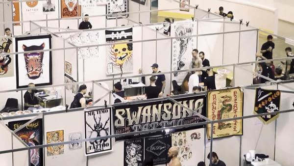 Catania Tattoo Convention, oltre 1000 nuovi tatuaggi e 4000 presenze
