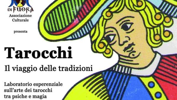 Laboratorio 'Tarocchi - Il viaggio delle tradizioni'