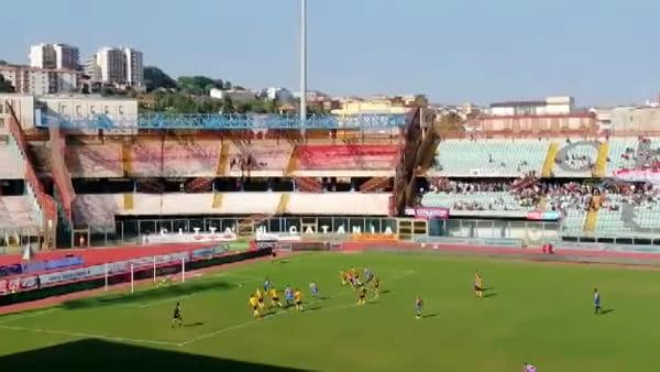 """Calcio Catania, Lodi """"il cecchino"""" non sbaglia dal dischetto"""