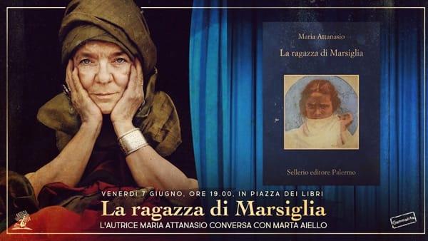 Presentazione del libro 'La ragazza di Marsiglia'