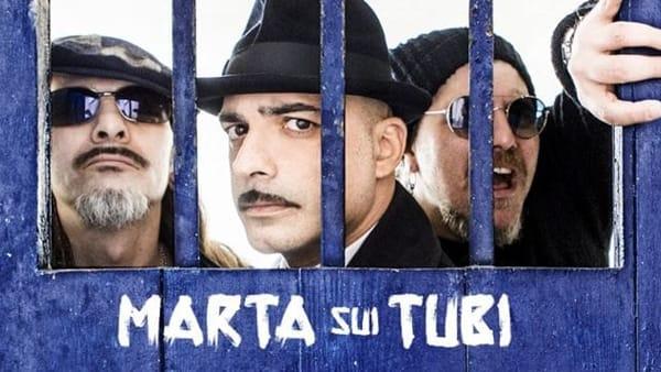 'Marta sui Tubi' LIVE al Qubba il 30 luglio