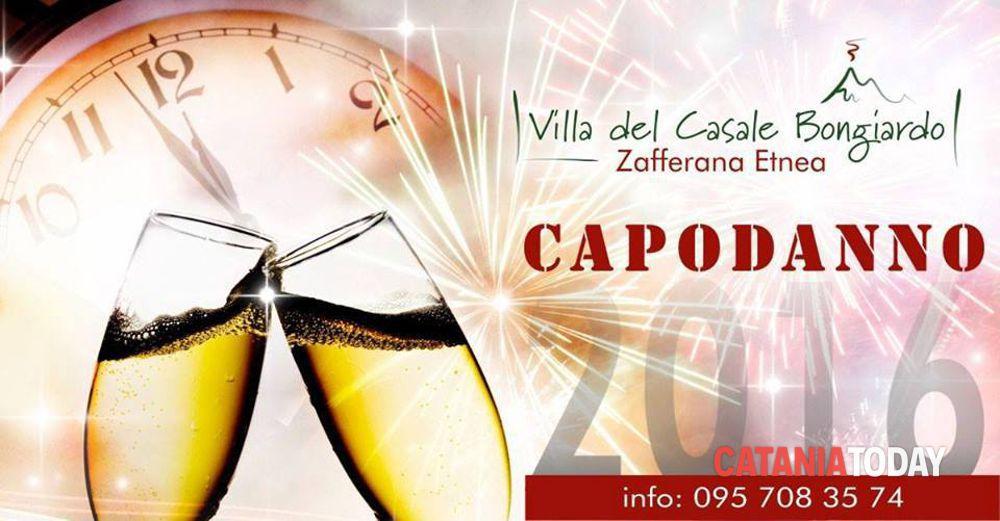 Capodanno a 'Villa del Casale Bongiardo'