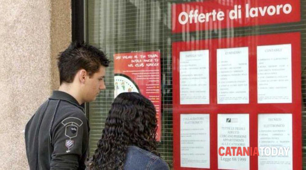 Ufficio Di Collocamento Catania Segnalazione A Catania