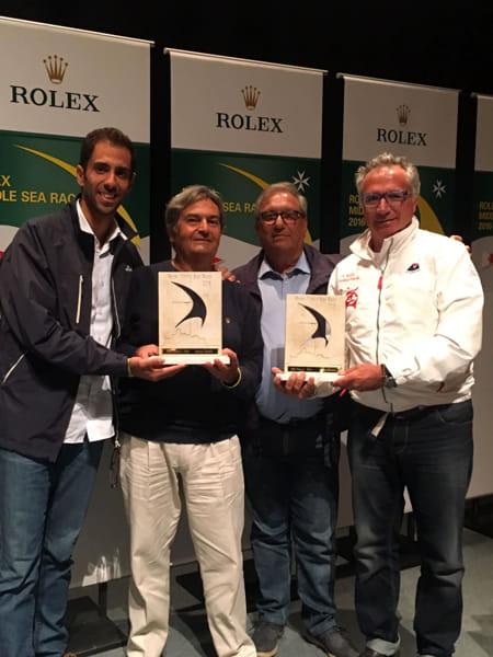 Rolex Middle Sea Race 2016 - 1