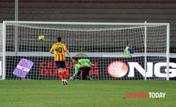 Lecce Catania 0-1 © TM News Infophoto (1)