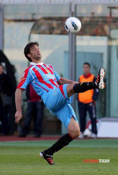 1 Catania-Milan 1-1  © TM News Infophoto