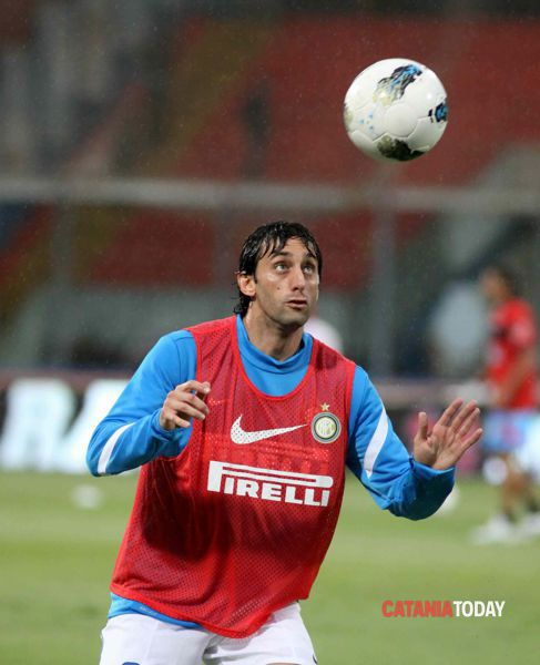 Catania-Inter 2-1 (Foto TMNews Infophoto) 2