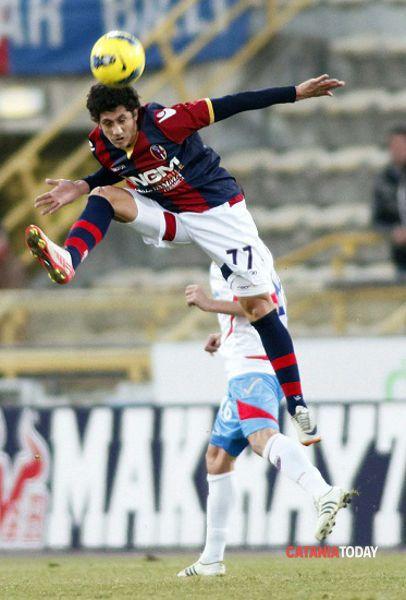 Bologna - Catania 2 - 0 © TM News Infophoto 1